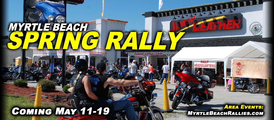 MyrtleBeachRallies.com - Official Area Event Listing & Rally Guide Since 1999