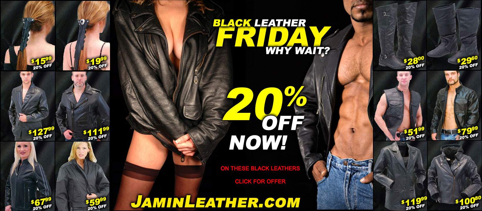 Jamin Leather Weekly Newsletter